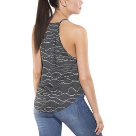 Prana Graphic You Mouwloos Shirt Dames zwart